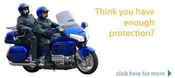 Motorcycle, ATV & RV Insurance